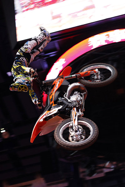 "Night of the Jumps Guangzhou 2012.  Foto:  ""NIGHT of the JUMPs"""