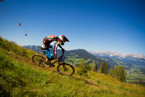 Specialized Enduro Series Kirchberg 2012.  Foto: Tommy Bause