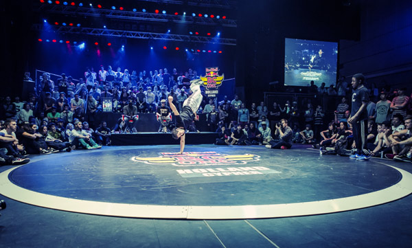 BC One Rotterdam.  Foto: Red Bull Conten Pool