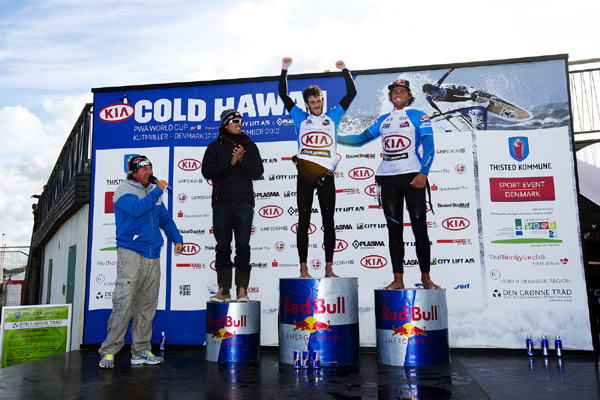 PWA World Cup Klitmller.  Foto: John Carter