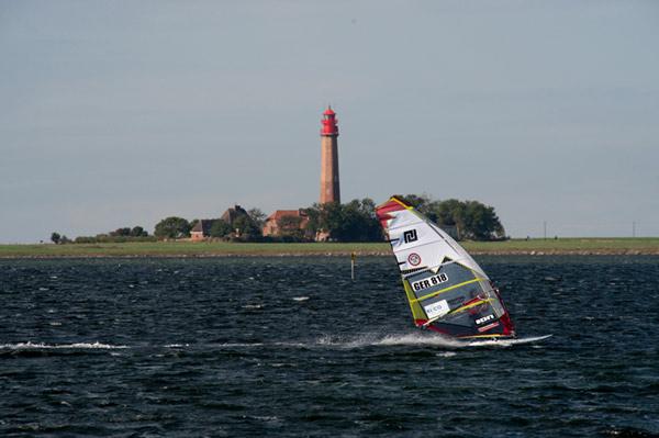 Speedsurf Tour Fehmarn.  Foto: Claus Döpelheuer