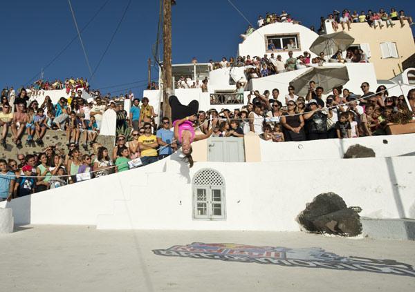 Art of Motion Santorini 2012.  Foto: Predrag Vuckovic/Red Bull Content Pool