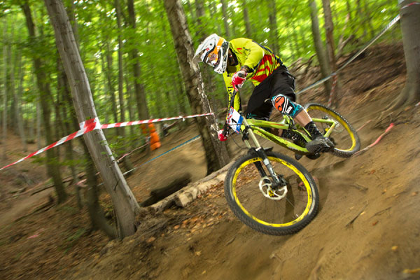 German Downhill Cup Thale.  Foto: Thomas Dietze