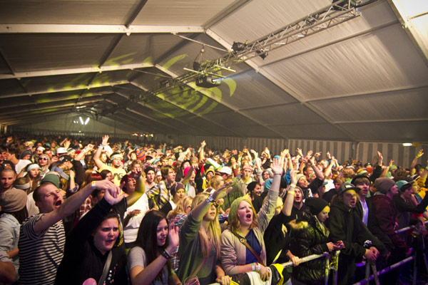 Kaunertal Opening 2012.  Foto: Veranstalter