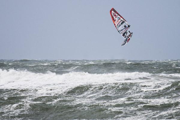 Windsurf World Cup Sylt.  Foto: Sebastian Schöffel / HOCH ZWEI