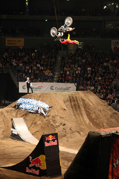 Night of the Jumps K�ln.  Foto: Oliver Franke / NOTJ.de