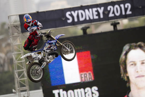 X-Fighters Sydney 2012.  Foto: Veranstalter