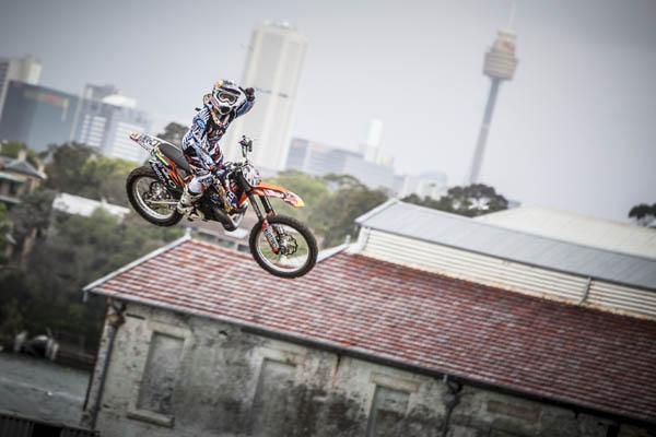 X-Fighters Sydney 2012.  Foto: Veranstalter