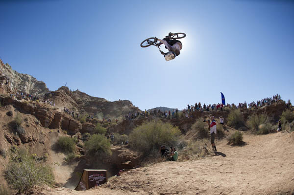 Red Bull Rampage 2012.  Foto: Ian Hylands/Red Bull Content Pool