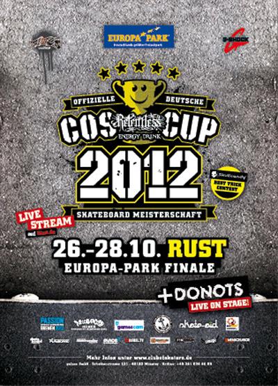 Relentless COS Cup 2012.   Foto: Veranstalter