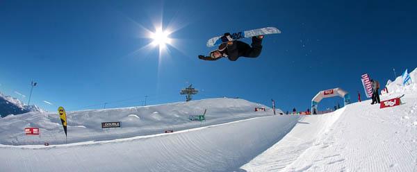 Austria Cup Tour 2012.  Foto: Andy Amplatz