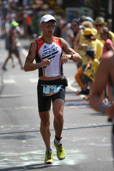 Ironman Hawaii 2012.  Foto: Thomas Wenning