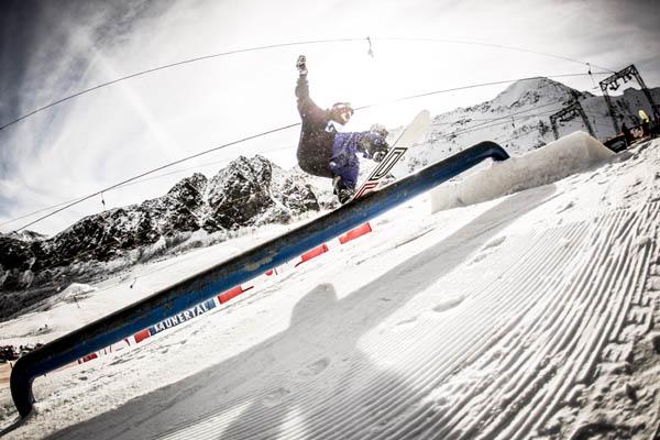 Kaunertal Opening 2012.  Foto: Christoph Schöch