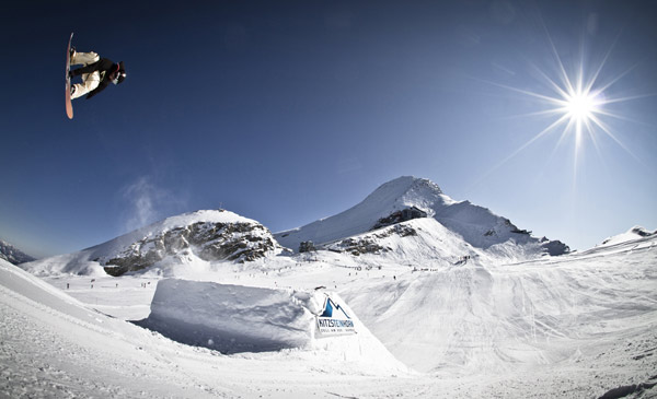 Glacier Park Kitzsteinhorn.  Foto: Kitzsteinhorn/Roland Haschka