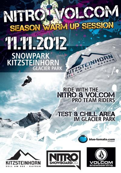 Glacier Park Kitzsteinhorn.  Foto: Kitzsteinhorn
