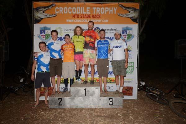 Crocodile Trophy 2012 Etappe 6.  Foto: Crocodile Trophy/Regina Stanger