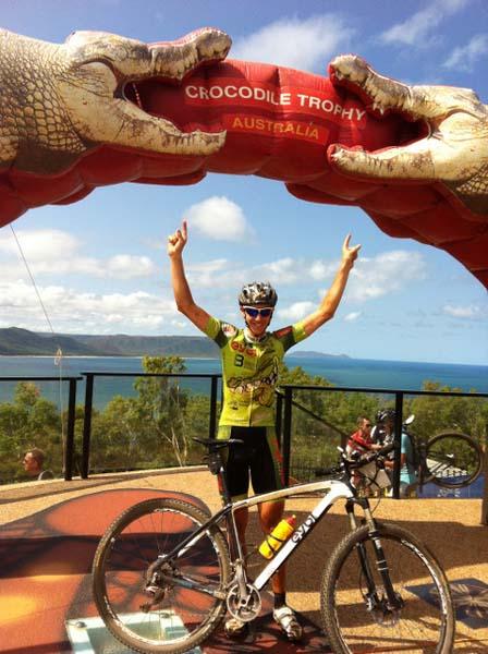 Crocodile Trophy 2012 Etappe 8 und 9.  Foto: Crocodile Trophy/Regina Stanger