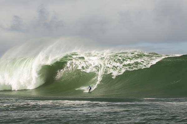 Billabong Tow-In Session Irland 2010.  Foto: Roo McCrudden