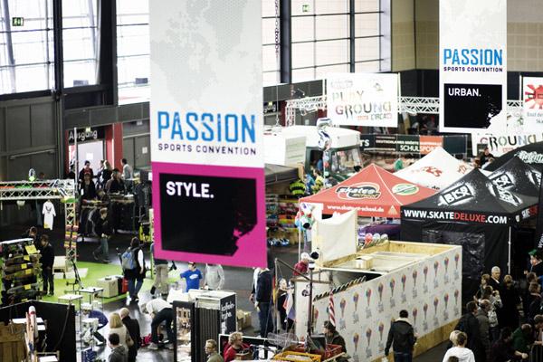 Passion Sport Convention Bremen.  Foto: Messe Bremen/ Eric Mirbach