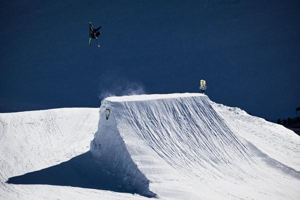 Mayrhofen Freeski Open 2013.  Foto; Christoph Schoech