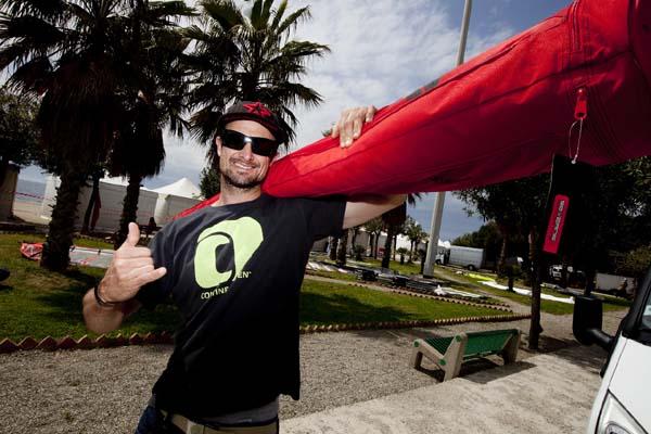 Windsurfen bleibt olympisch! Foto: John Carter