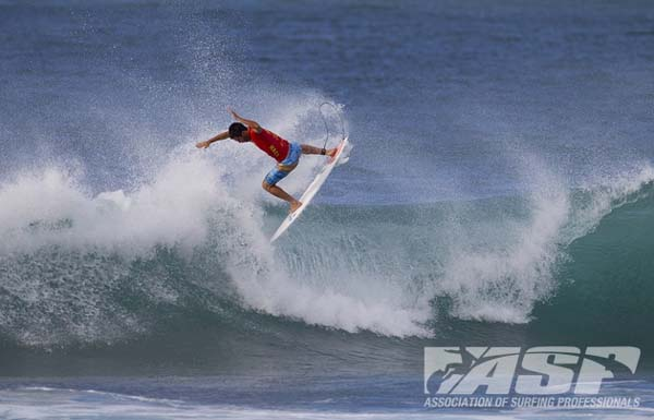 Triple Crown of Surfing: Hawaiian Pro 2012.  Foto: ASP/Kirstin