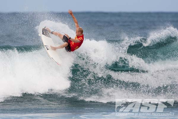 Triple Crown of Surfing: Hawaiian Pro 2012.  Foto: ASP/Cestari