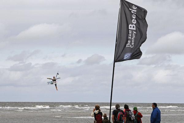 Kitesurf World Cup St. Peter-Ording.  Foto: HOCH ZWEI / Philipp Szyza