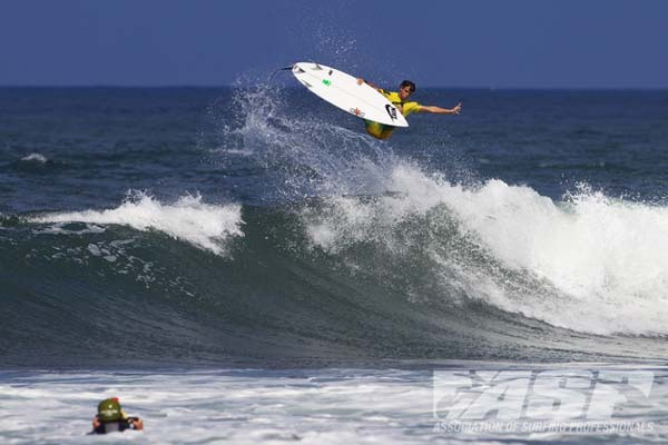 Triple Crown of Surfing: Hawaiian Pro 2012.  Foto: ASP/Kirstin