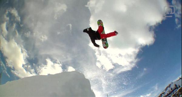 Die besten Snowboard Tricks des Jahres.  Foto: Absinthe Films