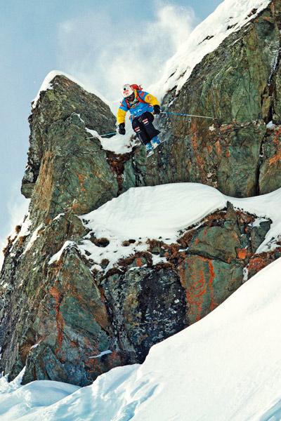 Big Mountain Hochfügen 2012.  Foto: Big Mountain Hochfügen