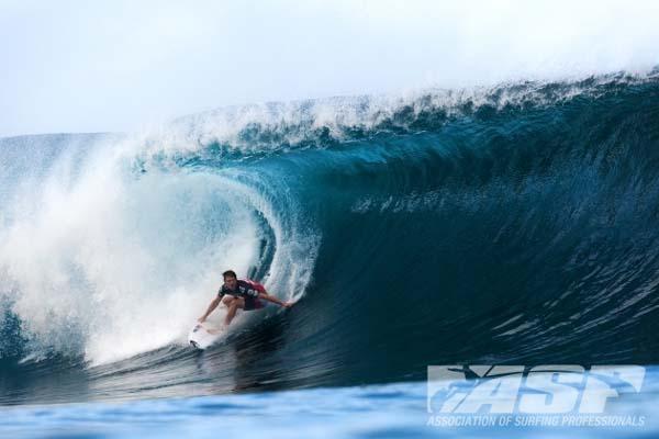 Pipe Masters 2012.  Foto: ASP/Cestari