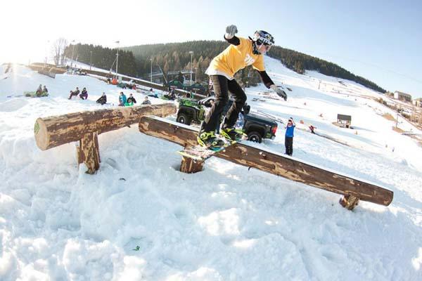 Snowpark Oberwiesenthal.  Foto: Veranstalter