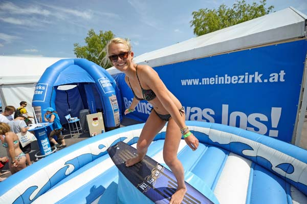 Surf World Cup Neusiedler See.  Foto: gruberpictures.at