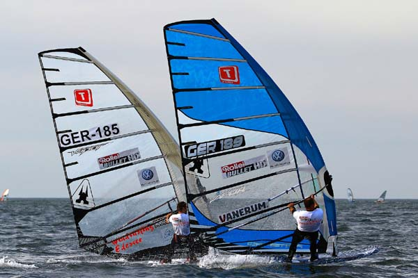 Deutscher Windsurf Cup Boltenhagen.  Foto: Choppy Water / Stevie Bootz