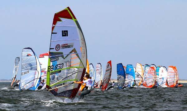 Deutscher Windsurf Cup Boltenhagen.  Foto: Choppy Water / Stevie Bootz