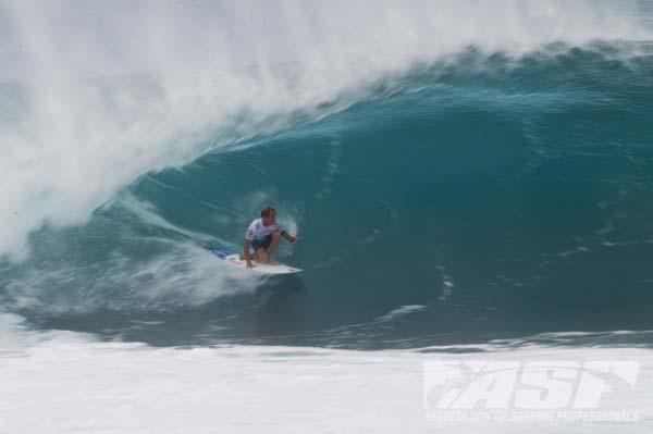 Pipe Masters Hawaii 2012.  Foto: ASP/Kirstin