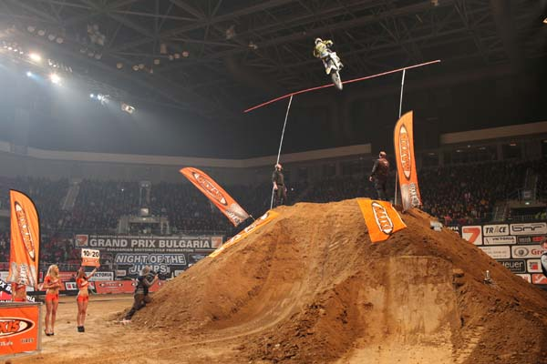 Night of the Jumps Sofia 2012.  Foto: Oliver Franke / NOTJ.de