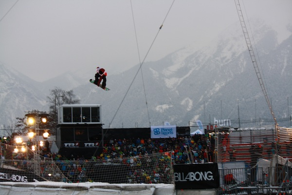 Billabong Air & Style Innsbruck.  Foto: Daniela Weth