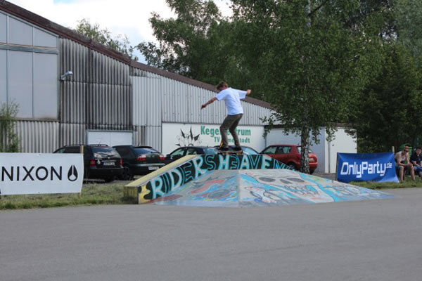 Sunny Hills Skatetour.  Foto: Sunny Hills