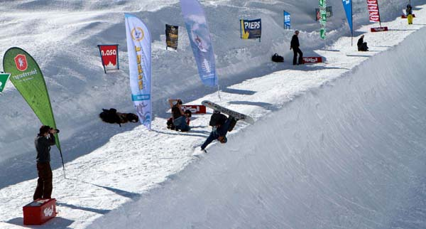 Shred Down Austrian Masters 2013.  Foto: Andy Amplatz