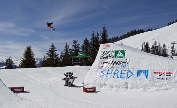 Shred Down Austrian Masters 2013.  Foto: David Weineisen