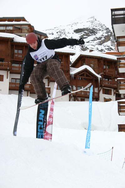 Ski & Boarderweek 2012.  Foto: Veranstalter