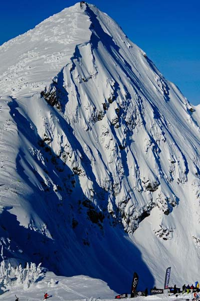 Swatch Freeride World Tour powered by the North Face.  Foto: freerideworldtour.com