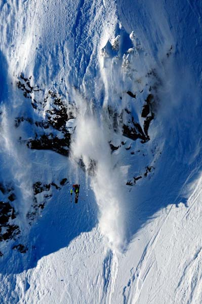 Freeride World Tour Revelstoke.  Foto: freerideworldtour.com