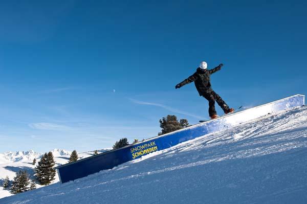 QParks Snowboard Tour: Battle ROJal Schöneben.  Foto: Carolina Bagnato/QParks