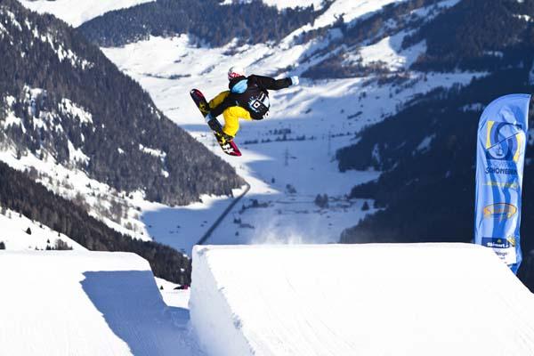 QParks Snowboard Tour: Battle ROJal Schöneben.  Foto: Moritz Orgler
