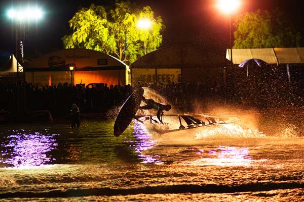Windsurf World Cup Neusiedler See 2012.  Foto: John Carter