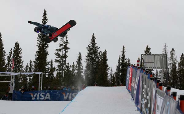 FIS Snowboard World Cup Copper Mountain.  Foto: FIS/Oliver Kras
