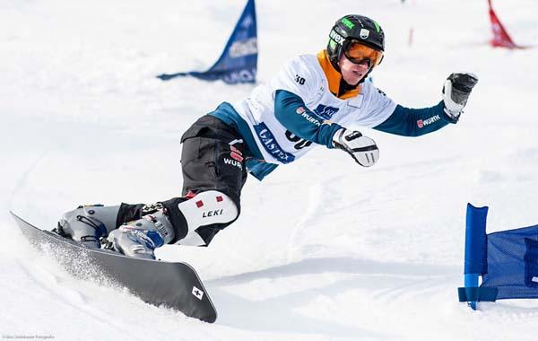 FIS Snowboard World Cup Bad Gastein.  Foto: Max Steinbauer